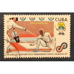 Cuba (Kuba) Mi 3342 Obl