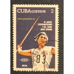 Cuba (Kuba) Mi 1941 Obl
