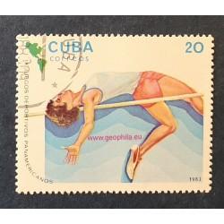 Cuba (Kuba) Mi 2750 Obl