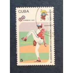 Cuba (Kuba) Mi 3479 Obl