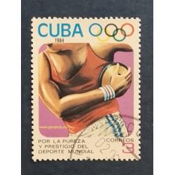 Cuba (Kuba) Mi 2869 Obl