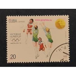 Cuba (Kuba) Mi 3619 Obl