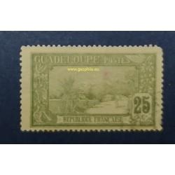 Guadeloupe YT 81 Obl