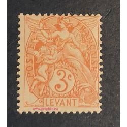 Levant (Levanta) YT 11 *