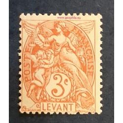 Levant (Levanta) YT 11a *