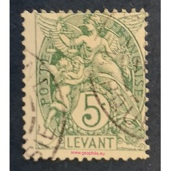 Levant (Levanta) YT 13 Obl
