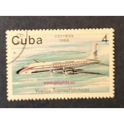 Cuba Mi 3185 Obl
