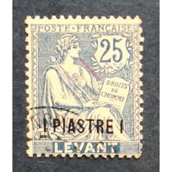 Levant (Levanta) YT 17 Obl