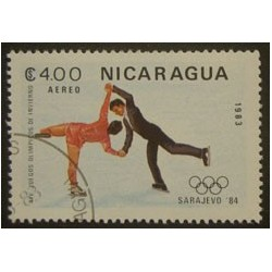 Nicaragua YT PA 1030 Obl