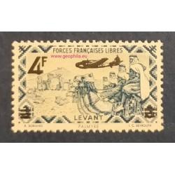 Levant (Levanta) YT PA 10 *