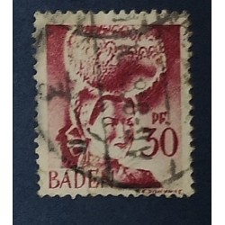 Bade (Baden, Badensko) YT 20 *