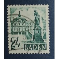 Bade (Baden, Badensko) YT 19 *