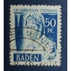 Bade (Baden, Badensko) YT 21 *