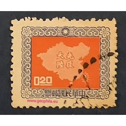 Taiwan YT 242 Obl (SG 270)
