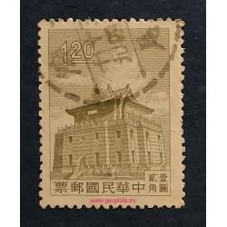 Taiwan YT 342 Obl  (SG 373)