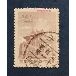 Taiwan YT 347 Obl  (SG 378)