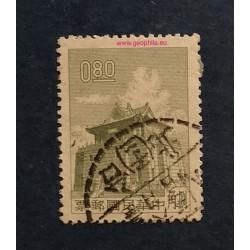 Taiwan YT 410 Obl  (SG 382b)