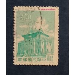 Taiwan YT 412 Obl  (SG 382f)