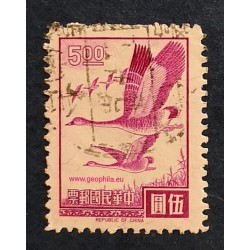 Taiwan YT 554 Obl  (SG 591)