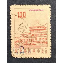 Taiwan YT 593 Obl  (SG 633)