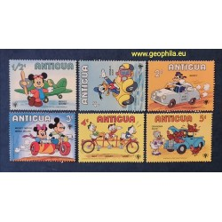 Antigua YT 563-568 ** (Mi...