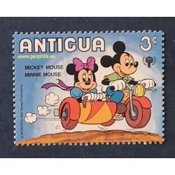 Antigua YT 566 ** (Mi 566)