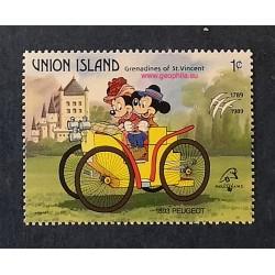 Union Island ( Saint...