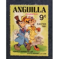 Anguilla YT 406 ** (Mi 437)
