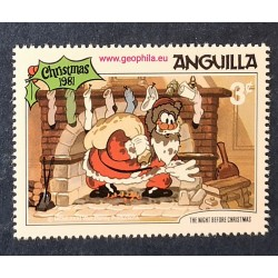 Anguilla YT 418 ** (Mi 453)