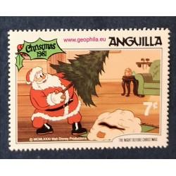 Anguilla YT 420 ** (Mi 455)