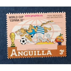 Anguilla YT 457 ** (Mi 502)