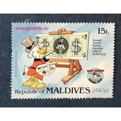 Maldives (Maledivy) YT 972 **