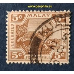 Malaisie - Etats Malais...