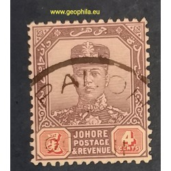Johore ( Johor) YT 88 Obl...