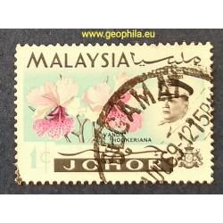 Johore ( Johor) YT 143 Obl...
