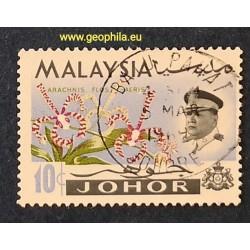 Johore ( Johor) YT 147 Obl...