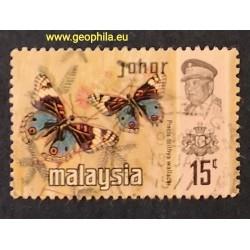 Johore ( Johor) YT 155 Obl...