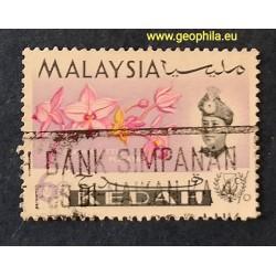 Kedah YT 112 Obl (SG 115)