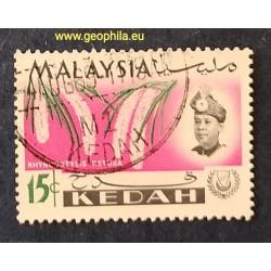 Kedah YT 117 Obl (SG 120)