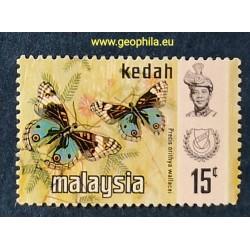 Kedah YT 124 Obl (SG 129)