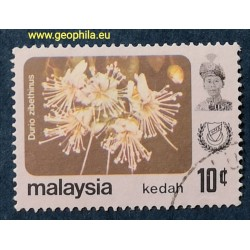 Kedah YT 129 Obl (SG 138)