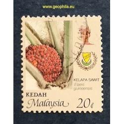 Kedah YT 142 Obl (SG 157)
