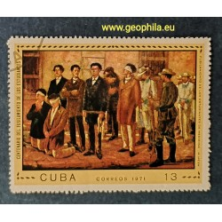 Cuba (Kuba) Obl art