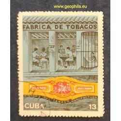 Cuba (Kuba) Obl, tabac