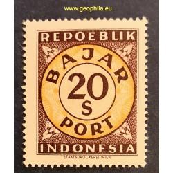 Indonesie  émission de...