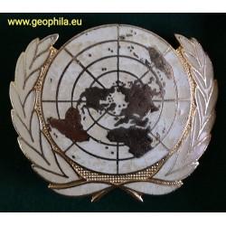 Insigne de beret ONU