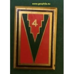 4° Division d'Infanterie...