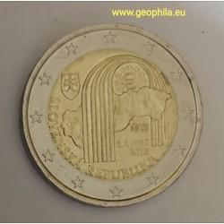 2 Euro Slovaquie (Slovakia,...