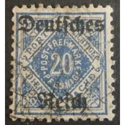 Wurtemberg YT 133 Obl