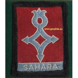 Sahara, tissu